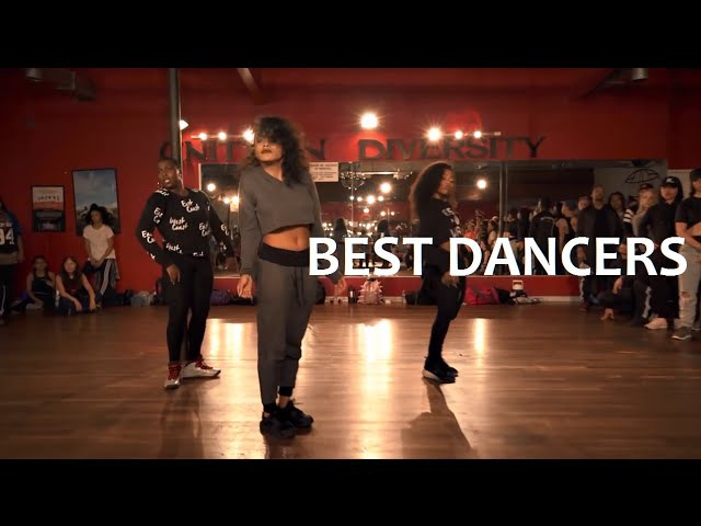 BEST DANCERS Josh Killacky Taylor Thomas More