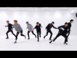 BTS 'Blood Sweat &amp Tears' mirrored Dance Practice