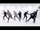 BTS 'Blood Sweat Tears' mirrored Dance Practice