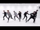 BTS Blood Sweat Tears mirrored Dance Practice