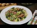 Картофельный салат по немецки очень простой и вкусный