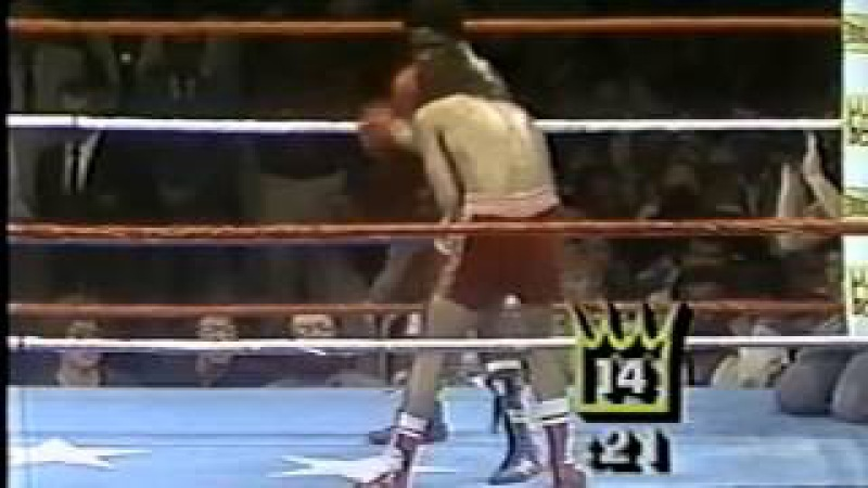1982-07-21 Salvador Sanchez v.s Azumah Nelson