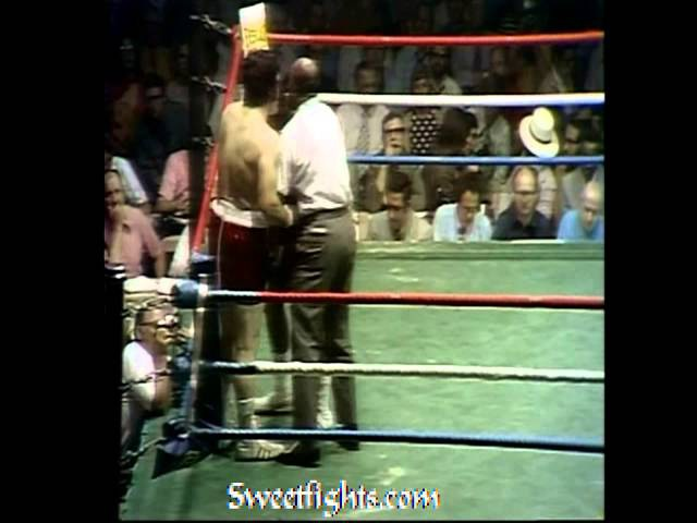Joe Frazier Almost Kills Ron Stander sweetfights.com