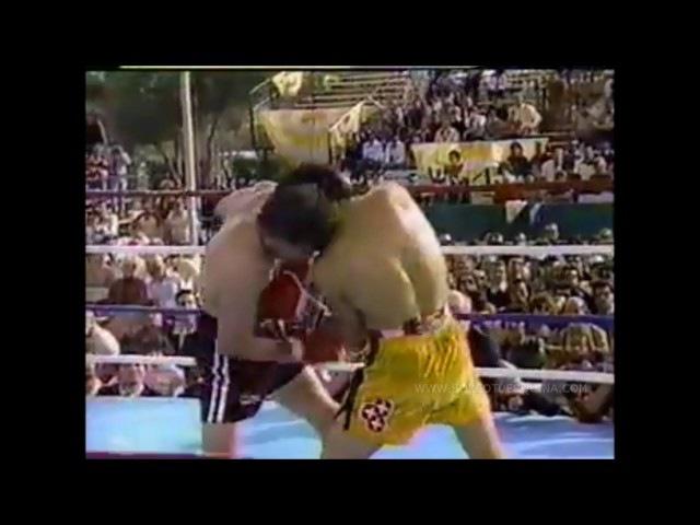 1982-11-13 Ray Mancini vs Duk-Koo Kim (WBA Lightweight Title) » Freewka.com - Смотреть онлайн в хорощем качестве