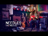 Kyle Langdon - Needles (The Pack A.D.) Cover