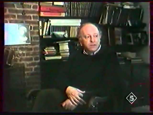 Иосиф Бродский. Интервью в Нью Йорке (1996)