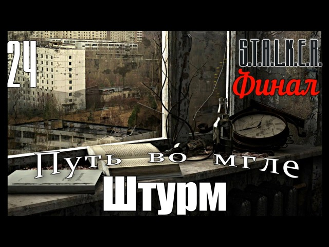 S.T.A.L.K.E.R. Spectrum Project : Путь во мгле (The way in the mist) 24 - Штурм. Финал