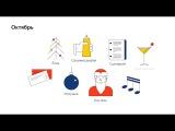 Подготовка к Новому году в поиске Яндекса