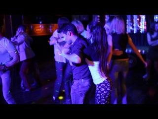 Бачата в Уфе - Dima&Dilara на вечеринке