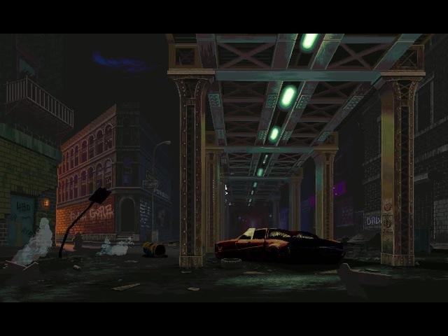 Pixel night | Trip hop | Old school