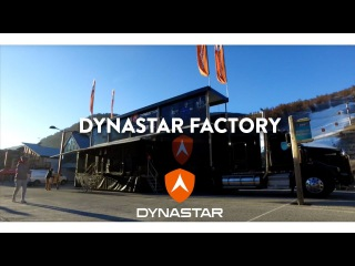 DYNASTAR skis | The Factory truck tour
