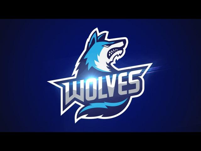 Adobe Illustrator CC Tutorial: Design E Sports/Sports Logo for Your Team - Wolves Logo