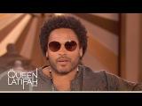 Lenny Kravitz Talks Designing The Queen Latifah Show Set