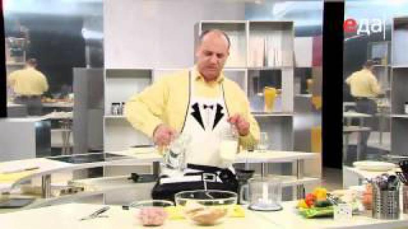 Пышные сочные куриные котлеты без яиц рецепт от шеф-повара Илья Лазерсон русская кухня