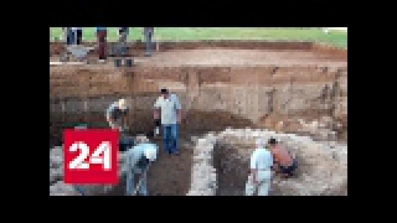Тайны древнего Иерихона: российские археологи отчитались о многолетней работе ...