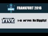 No Diggity! vs Fantastic Five #1 (bo3)   ESL One Frankfurt 2016, 08.04.16