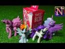 Май Литл Пони. СВИТ БОКС. My Little Pony. Киндер. SWEET BOX. Мой маленький пони. Мультики игрушки