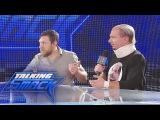 James Ellsworth explains why he interfered at WWE TLC WWE Talking Smack, Dec. 4, 2016