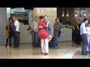 Real Russia Tango flashmob in Moscow City Танго флешмоб в Москва Сити 2017
