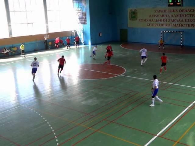 27 ФК Универ 9 тур 6лига Водоконал Виктория