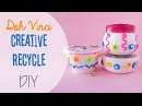 Riciclo creativo con Doh Vinci - Creative recycle with Doh Vinci