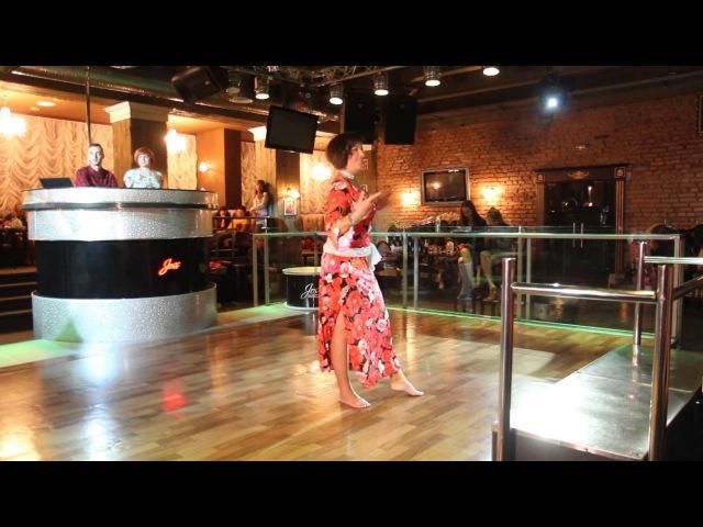 Viktoriya Gospodinova's Dance School B'Day Party. Малик Наталья - шааби