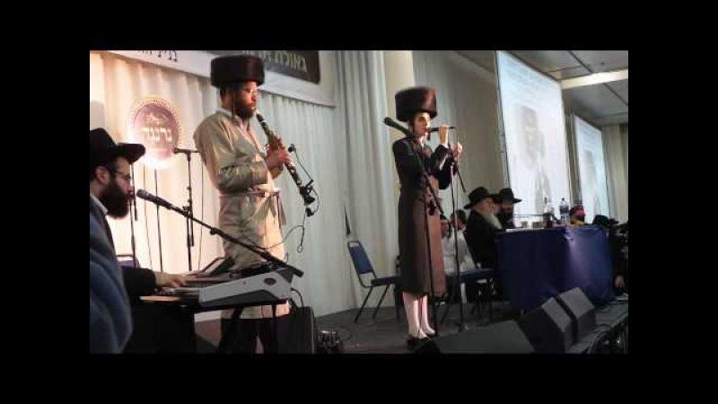 Еврейские песни .Motty Steinmetz Chilik Frank at Chabad hisvaadוs 5775 Binyanei HaUma