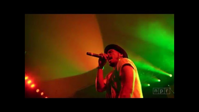Anderson .Paak The Free Nationals: 'Come Down' SXSW 2016 | NPR MUSIC FRONT ROW