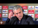 Poor azerbaycan journalist asks Jose Mourinho question about Henrikh Mkhitaryan