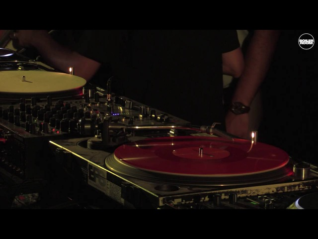Priku Boiler Room Bucharest x Interval DJ Set