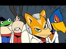 Star Fox ENTIRE Storyline in 3 Minutes (Star Fox Cartoon Animation)