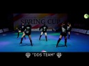 DDS Team - 2 st place adults street show open class Spring cup 2017