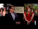 Magic in the Moonlight Interview with Colin Firth, Emma Stone, J. Weaver (2014)