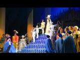 2016.03.31 Москва. Театр оперетты. Золушка. Финальная сцена и поклоны