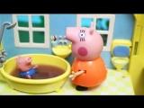 Peppa Pig Свинка Пеппа и ее семья Мультфильм для детей. Пеппа новая серия. Джордж Грязнуля