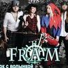 FRAM - рок-музыка с волынкой