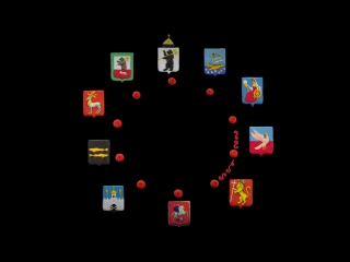 Мы живем в России - Золотое кольцо (Видеоэнциклопедия нашей страны)