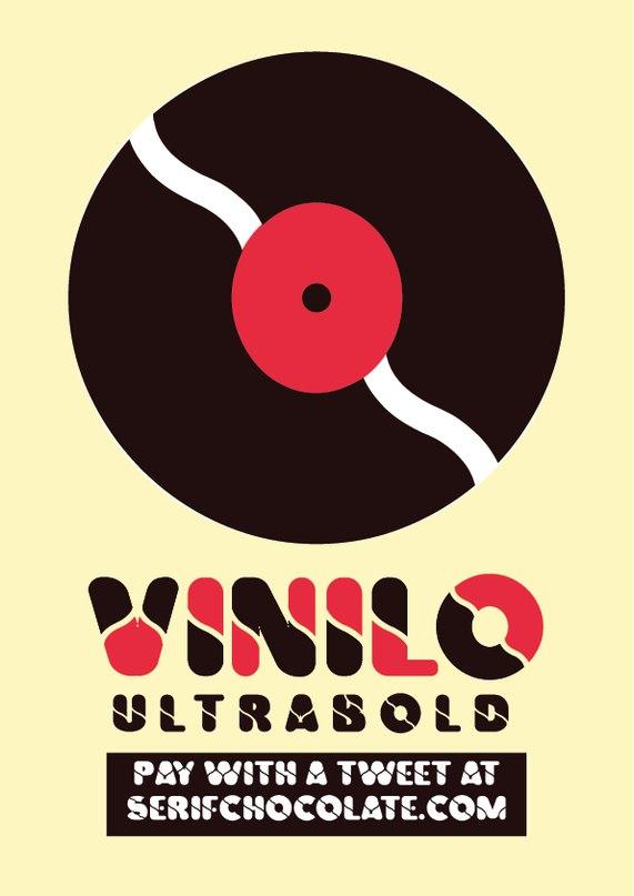 Download Vinilo font (typeface)