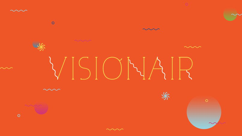 Download Visionair font (typeface)