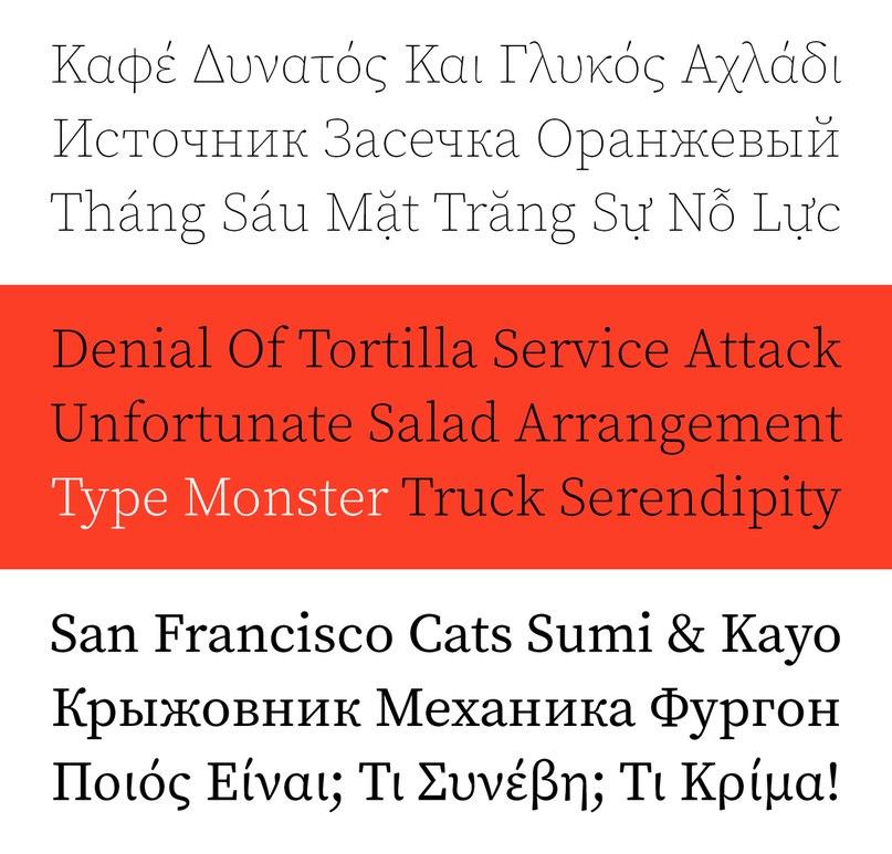 Sourse Serif Pro