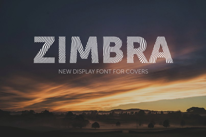 Download Zimbra font (typeface)