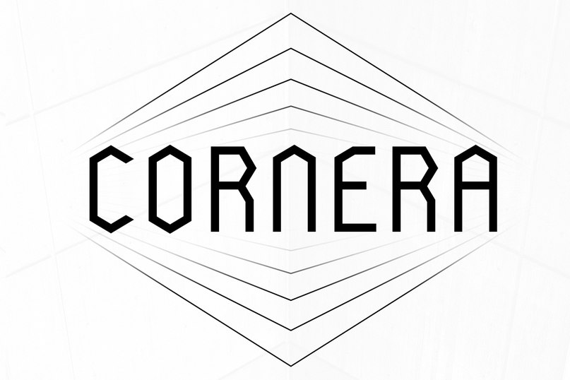 Download Cornera font (typeface)