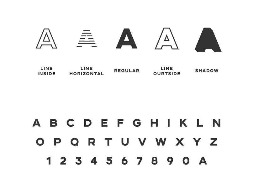 Download Aemstel font (typeface)