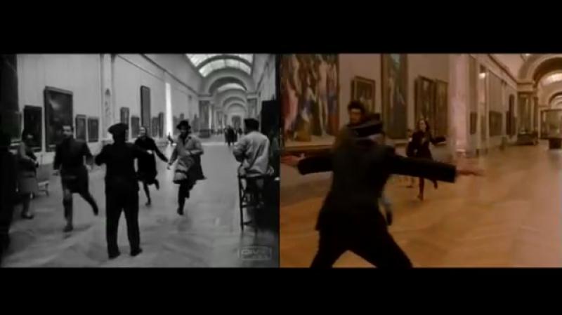 Bande à Part(1964)_vs_The Dreamers(2003)