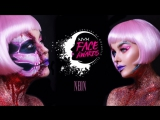 NYX Face Awards Russia 2017 | NEON LIGHTS