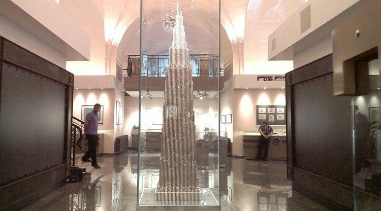 На территории Петропавловской крепости в Санкт-Петербурге открылся Музей денег.