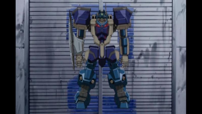 Боевые Роботы Дзинки. Опенинг /ED/ Jinki: Extend. Ending