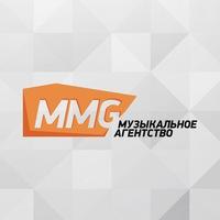 Логотип MMG Музыкальное агентство