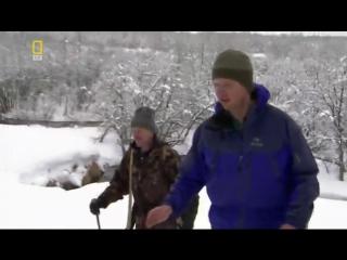 Охота на охотника 1 серия. Гибель человека-медведя / Hunted Hunter (2007)