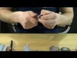 Как открыть навесной замок с помощью банки колы